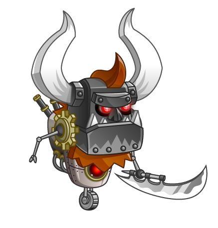 城ドラ トロフィー 魔道騎兵